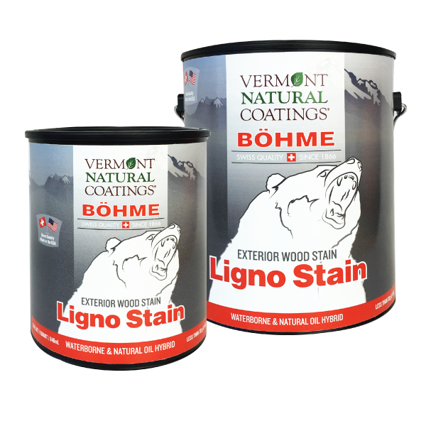 Low VoC Exterior Wood Stain and Finish